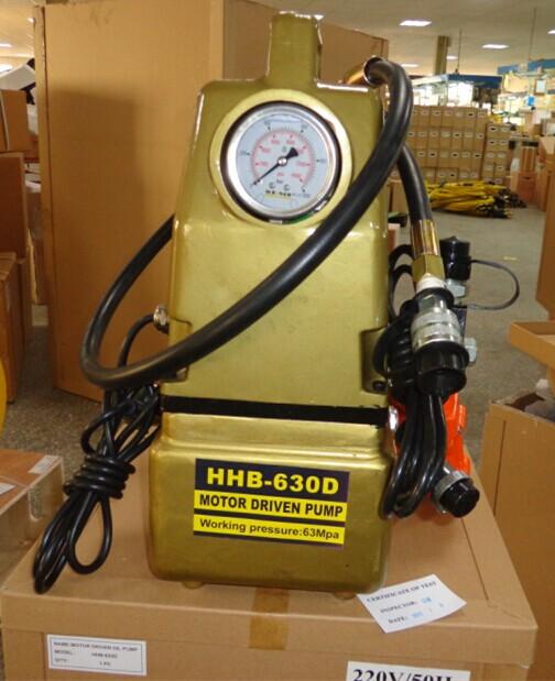 Bơm điện thủy lực HHB-630D