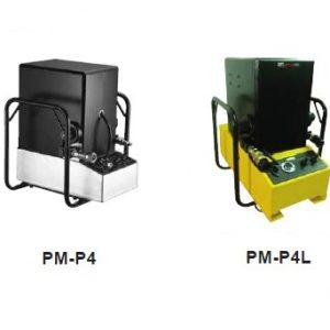 Máy bơm điện thủy lực OPT PM-P4, PM-P4L